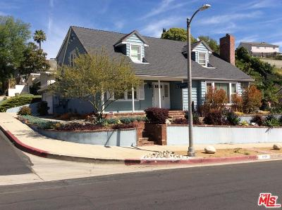 Los Angeles County Single Family Home For Sale: 4139 Don Felipe Drive