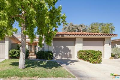 Palm Springs CA Condo/Townhouse For Sale: $345,000