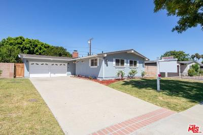 Simi Valley Single Family Home For Sale: 1517 3rd Street