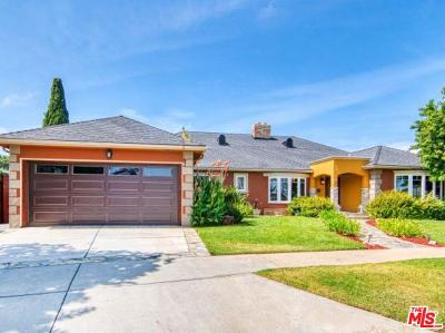 View Park Single Family Home For Sale: 4129 Kenway Avenue