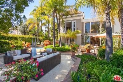 Los Angeles County Single Family Home For Sale: 2200 Canyonback Road