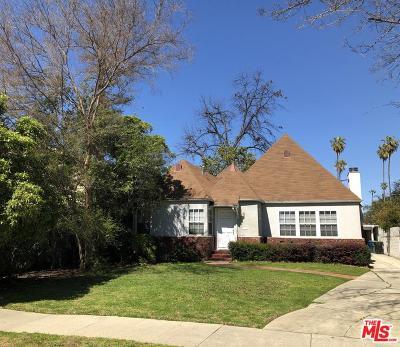 Single Family Home For Sale: 14643 Hamlin Street