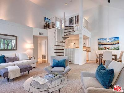 Playa Del Rey Condo/Townhouse For Sale: 8500 Falmouth Avenue #2207