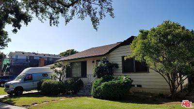 Single Family Home For Sale: 10729 Esther Avenue