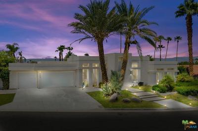 Palm Desert Single Family Home Active Under Contract: 72600 Sun Valley Lane