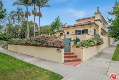 Santa Monica Single Family Home For Sale: 323 9th Street