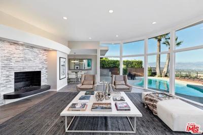 Sherman Oaks Single Family Home For Sale: 3800 Beverly Ridge Drive