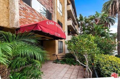 West Hollywood CA Condo/Townhouse For Sale: $469,000