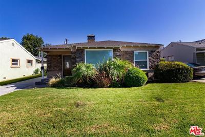 Sherman Oaks Single Family Home For Sale: 14337 Martha Street