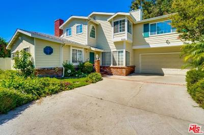 Sherman Oaks Single Family Home For Sale: 5333 Wortser Avenue