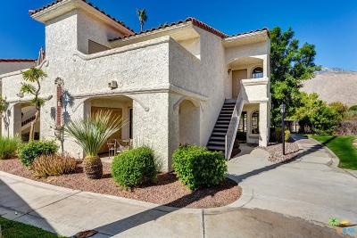 Riverside County Condo/Townhouse For Sale: 505 South Farrell Drive #N77