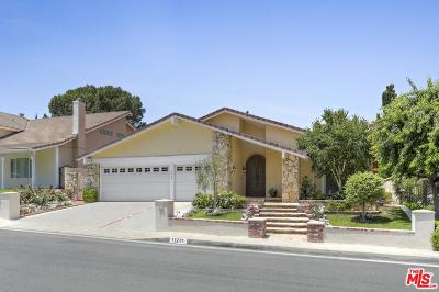 Northridge Single Family Home For Sale: 11731 Avenida Del Sol