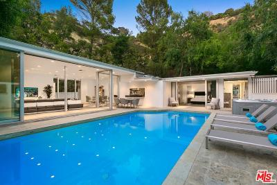 Los Angeles County Rental For Rent: 1444 Benedict Canyon Drive