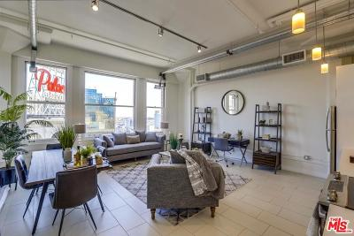 Los Angeles Condo/Townhouse For Sale: 939 South Broadway #805