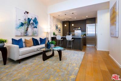Santa Monica Condo/Townhouse For Sale: 1705 Ocean Avenue #102