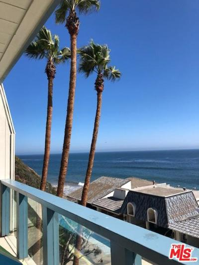 Malibu CA Condo/Townhouse For Sale: $850,000