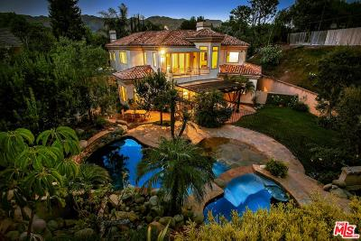 Pacific Palisades Single Family Home For Sale: 17790 Calle De Palermo