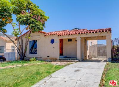 Los Angeles Single Family Home For Sale: 7028 5th Avenue