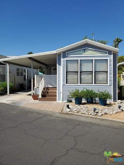 Cathedral City North (335), Cathedral City South (336) Mobile Home For Sale: 69801 Ramon Road #235