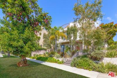 Santa Monica Condo/Townhouse For Sale: 931 10th Street #C