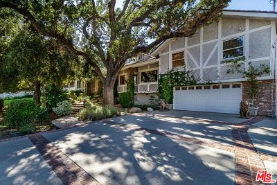 Calabasas Single Family Home For Sale: 2323 Stokes Canyon Road