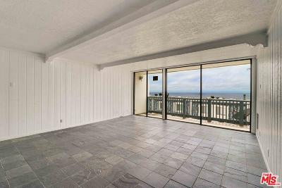 Malibu CA Condo/Townhouse For Sale: $715,000