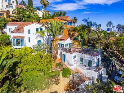 Single Family Home For Sale: 2002 North Las Palmas Avenue
