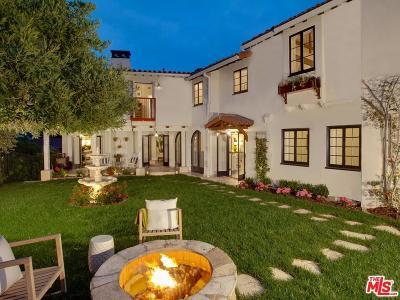 Single Family Home For Sale: 2200 Vista Del Mar Avenue