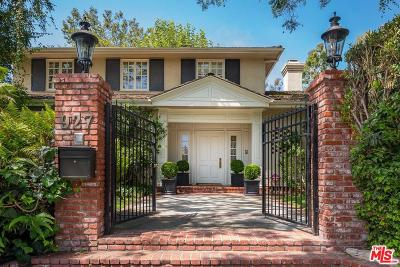 Beverly Hills Single Family Home For Sale: 927 North Whittier Drive