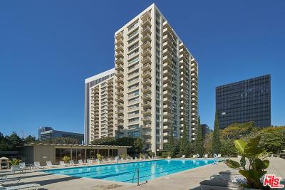 Los Angeles County Condo/Townhouse For Sale: 2170 Century Park East #503