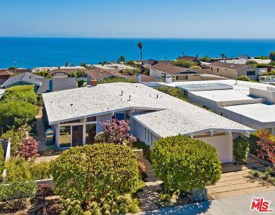 Malibu CA Single Family Home For Sale: $2,149,000