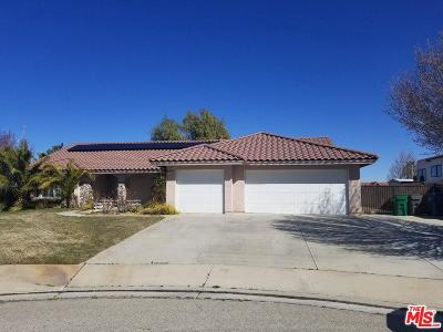 Palmdale Single Family Home For Sale: 5341 Allen Court