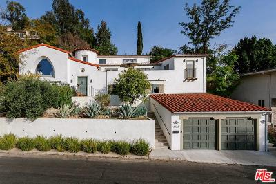 Single Family Home For Sale: 3232 Primera Avenue