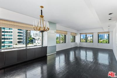Condo/Townhouse For Sale: 10520 Wilshire #703