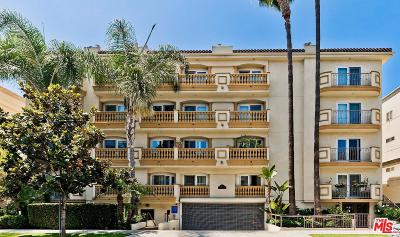 West Hollywood Condo/Townhouse For Sale: 123 South Clark Drive #104