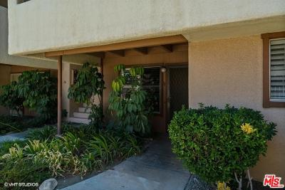 Palm Springs Condo/Townhouse For Sale: 1268 East Ramon Road #11