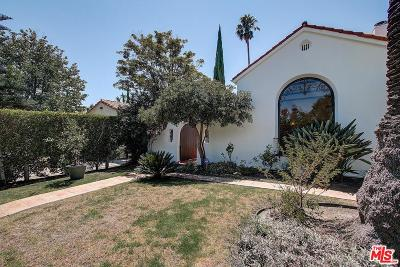 Los Angeles Single Family Home For Sale: 2215 Overland Avenue