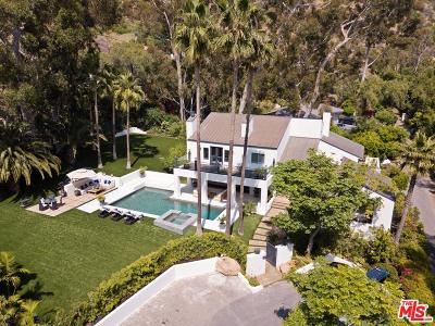 Malibu Single Family Home For Sale: 3216 Serra Road