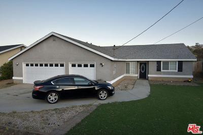 Tehachapi Single Family Home For Sale: 21724 Mid Way