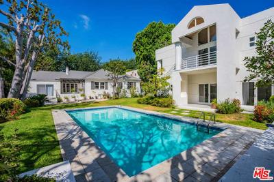 Beverly Hills Single Family Home For Sale: 522 North Alpine Drive