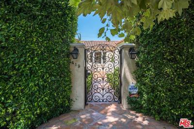 Single Family Home For Sale: 419 North Orlando Avenue