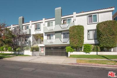 Los Angeles County Condo/Townhouse For Sale: 3131 South Canfield Avenue #102