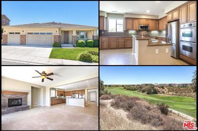 Riverside County Single Family Home For Sale: 35423 Stockton Street