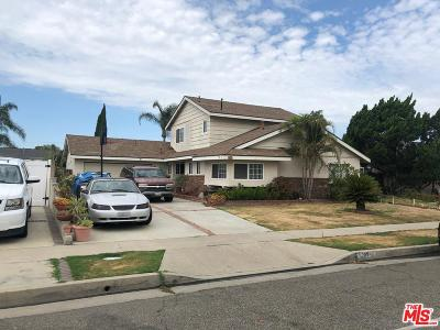 Anaheim Single Family Home For Sale: 109 South Kingsley Street