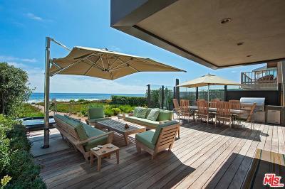 Malibu CA Single Family Home For Sale: $8,995,000