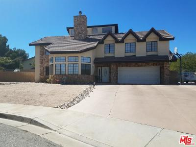 Los Angeles County Single Family Home For Sale: 41519 Poplar Circle