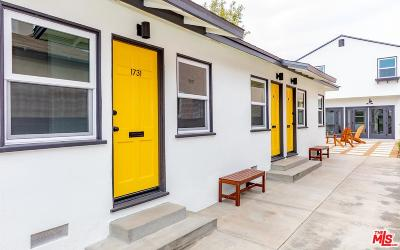 Los Angeles County Residential Income For Sale: 1731 Franklin Street