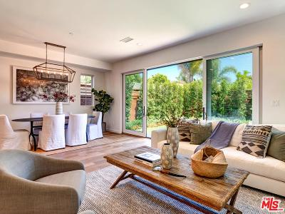 Venice Single Family Home Active Under Contract: 1074 Marco Place
