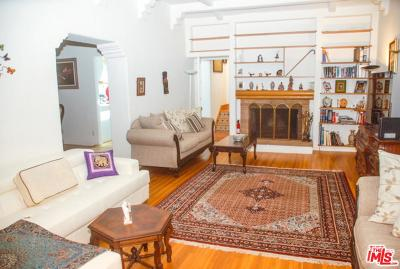 Los Angeles County Single Family Home For Sale: 2337 Veteran Avenue