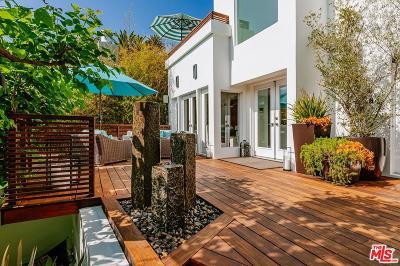 Santa Monica Single Family Home For Sale: 354 Mesa Road